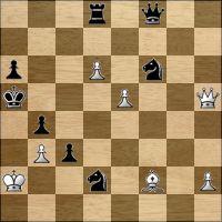 Шахматная задача №290807