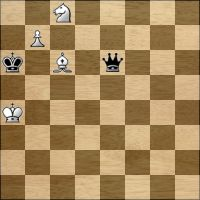 Шахматная задача №290963
