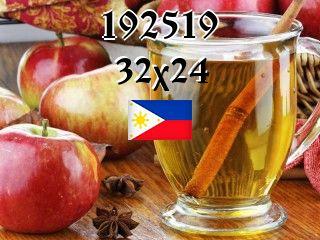 Филиппинский пазл №192519