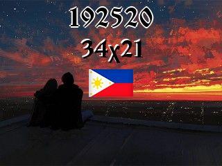 Филиппинский пазл №192520