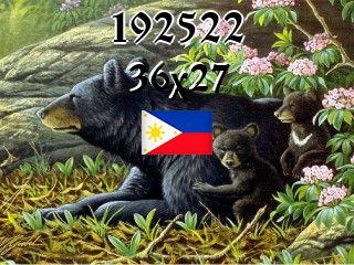 Филиппинский пазл №192522
