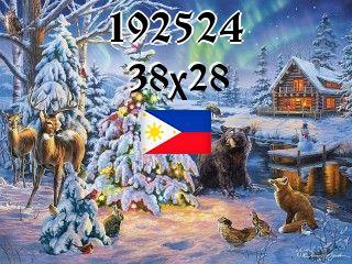 Филиппинский пазл №192524