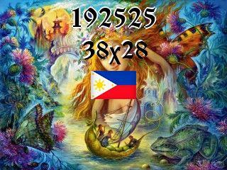 Филиппинский пазл №192525