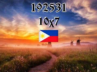 Филиппинский пазл №192531
