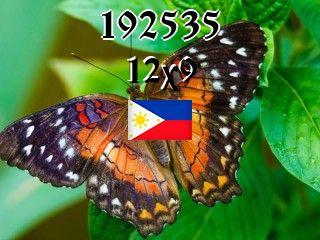 Филиппинский пазл №192535