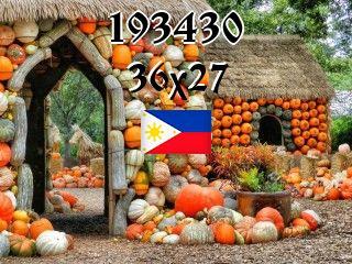 Филиппинский пазл №193430