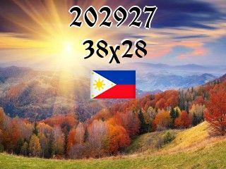 Филиппинский пазл №202927