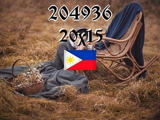 Филиппинский пазл №204936
