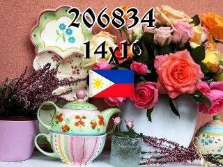 Филиппинский пазл №206834