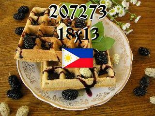 Филиппинский пазл №207273