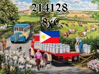 Филиппинский пазл №214128
