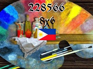 Филиппинский пазл №228566