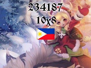 Филиппинский пазл №234187