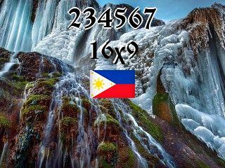 Филиппинский пазл №234567