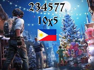 Филиппинский пазл №234577