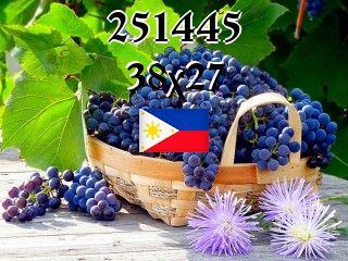 Филиппинский пазл №251445
