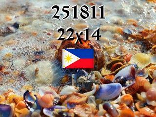 Филиппинский пазл №251811