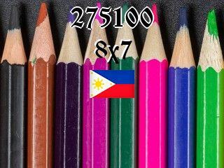 Филиппинский пазл №275100