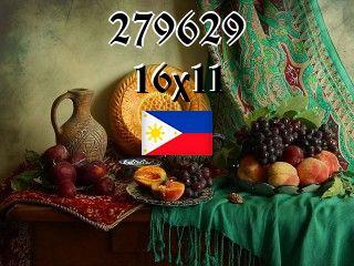 Филиппинский пазл №279629