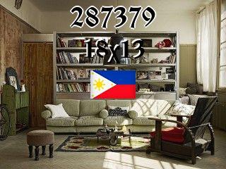 Филиппинский пазл №287379