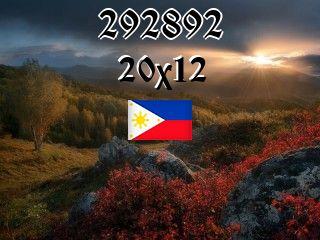 Филиппинский пазл №292892