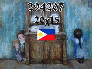 Филиппинский пазл №294207