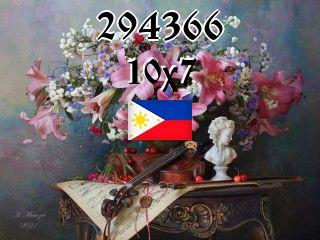Филиппинский пазл №294366