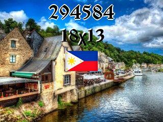 Филиппинский пазл №294584