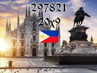 Филиппинский пазл №297821