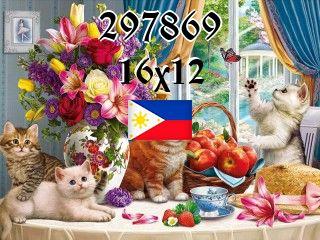 Филиппинский пазл №297869