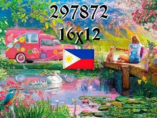 Филиппинский пазл №297872