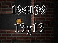 Лабиринт №194139