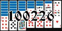 Пасьянс №100226
