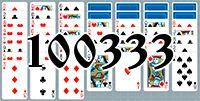 Пасьянс №100333