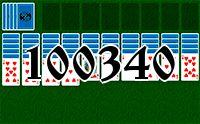 Пасьянс №100340