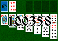 Пасьянс №100358
