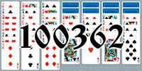Пасьянс №100362