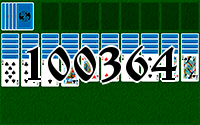 Пасьянс №100364