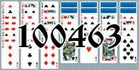 Пасьянс №100463