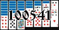 Пасьянс №100541