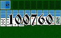 Пасьянс №100760
