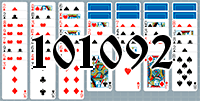 Пасьянс №101092