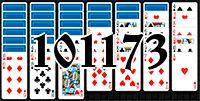 Пасьянс №101173