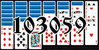 Пасьянс №103059