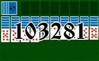 Пасьянс №103281