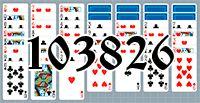 Пасьянс №103826