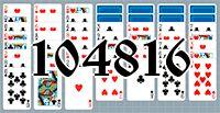Пасьянс №104816