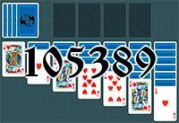 Пасьянс №105389