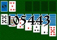 Пасьянс №105443
