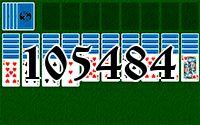 Пасьянс №105484